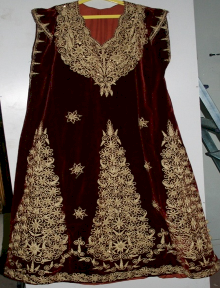 MUSEE AHMED BEY - CONSTANTINE - Le costume